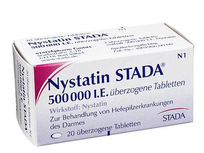 Thuốc Nystatin chữa trị bệnh huyết trắng ra nhiều do nhiễm nấm Candida