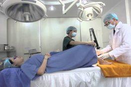 Đốt điện điều trị viêm cổ tử cung cũng là phương pháp phổ biến