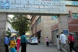 Bệnh viện Đại học Y dược cũng là địa chỉ khám phụ khoa chất lượng