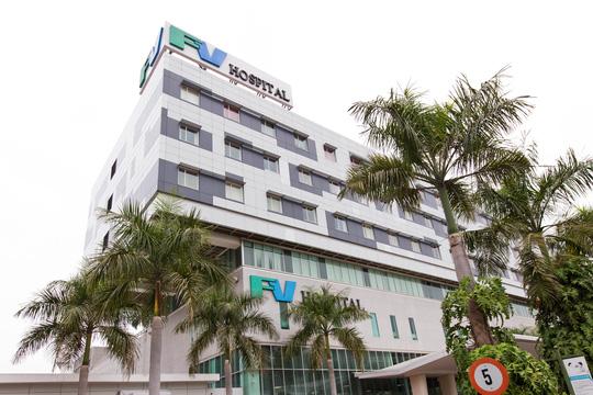 Là bệnh viện duy nhất tại Việt Nam được chứng nhận quốc tế