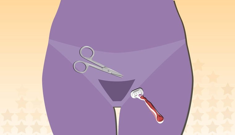 Bất ngờ: Cạo lông mu có thể là nguyên nhân gây ngứa vùng kín