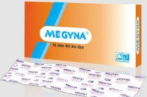 Megyna: Thuốc đặt phụ khoa điều trị nhiễm khuẩn âm đạo