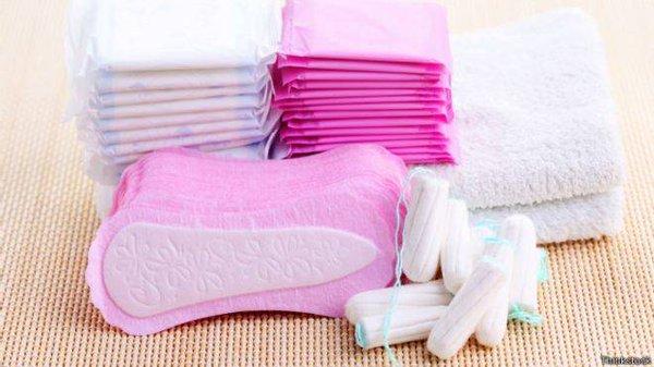 Cách vệ sinh vùng kín phụ nữ đúng cách là thay băng vệ sinh từ 4-6/lần