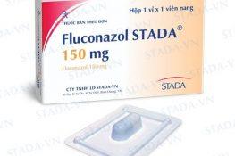 Fluconazol - thuốc thường được chỉ định điều trị bệnh viêm âm hộ do nấm