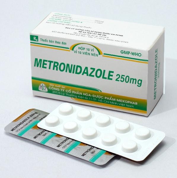 Metronidazol là thuốc trị nấm âm đạo