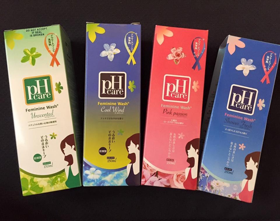 pH care là dung dịch vệ sinh phụ nữ tốt nhất