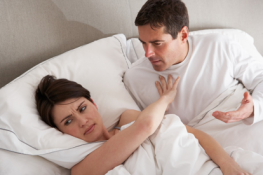 Dễ bị đau rát nếu quan hệ khi đang mắc bệnh phụ khoa