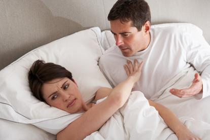 bị ra huyết trắng nên hạn chế quan hệ tình dục