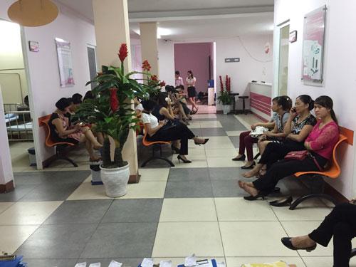 phòng khám phụ khoa ngoài giờ tại TPHCM