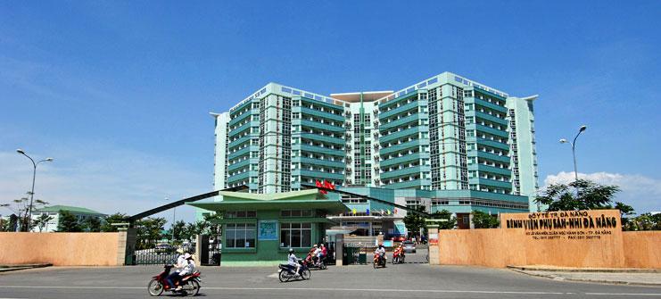 Bệnh viện Phụ sản - Nhi Đà Nẵng