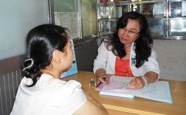 Để kết quả khám phụ khoa chính xác cần chú ý thời điểm khám phụ khoa