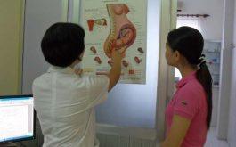 Khám phụ khoa trước khi mang thai rất cần thiết