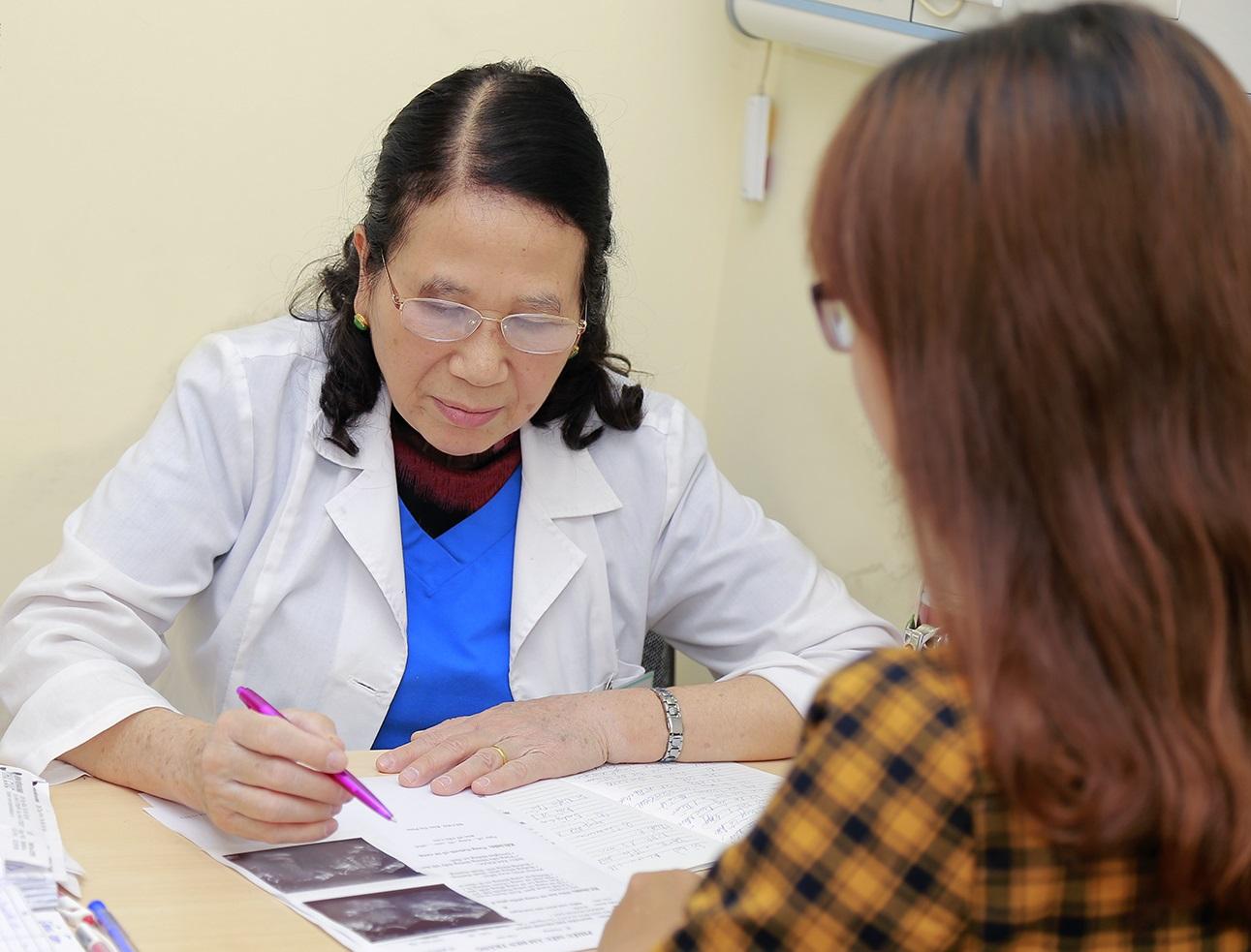 Phòng khám phụ khoa có bác sĩ nữ ở đâu?