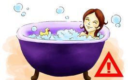 Cẩn trọng trong thao tác vệ sinh vùng kín hàng ngày