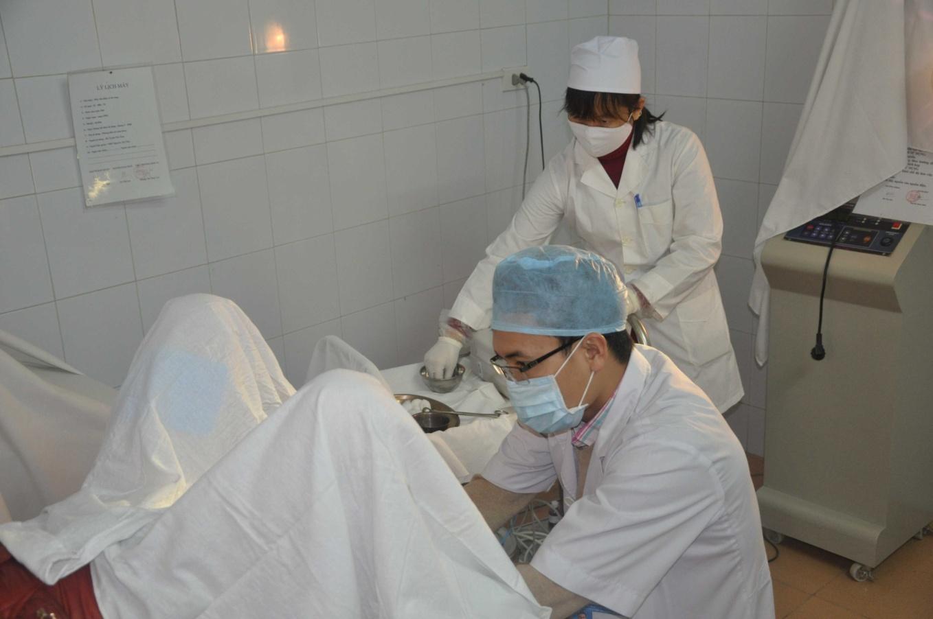 Đốt diệt tuyến là phương pháp điều trị viêm lộ tuyến cổ tử cung phổ biến hiện nay