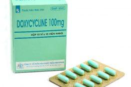 Một loại thuốc điều trị bệnh viêm niệu đạo