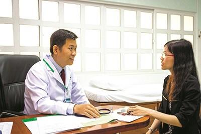 Khám chữa tại các cơ sở y tế uy tín để đảm bào kết quả chữa trị tốt