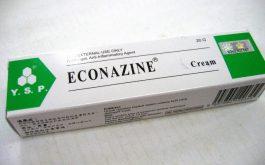 Thuốc Econazole Nitrate Cream