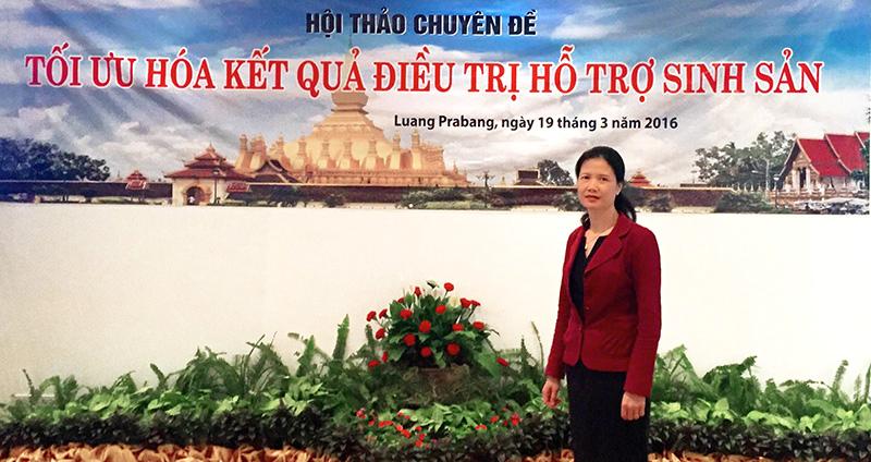 Bác sĩ Nguyễn Dương Thúy Hằng – phòng khám sản phụ khoa Vietmec