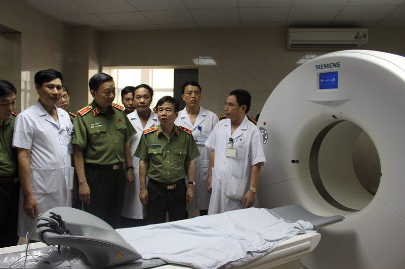 bệnh viện 198 có khoa sản không