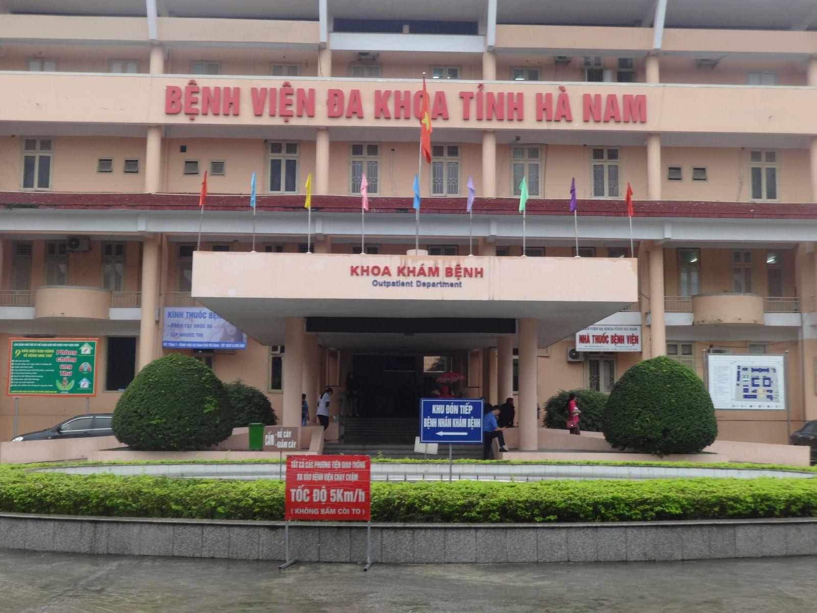 phòng khám phụ khoa ở hà nam, bệnh viện phụ sản hà nam