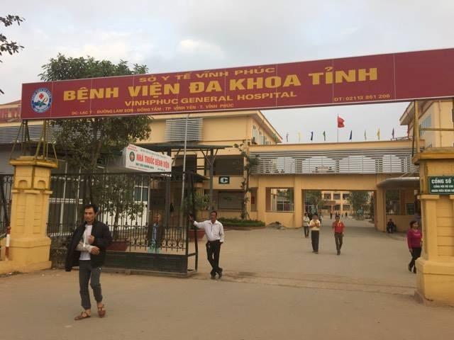 Phòng khám phụ khoa ở Vĩnh Phúc