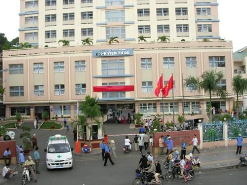 bệnh viện từ dũ khám bệnh theo yêu cầu