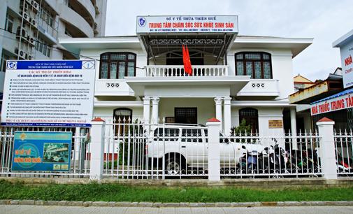 địa chỉ khám phụ khoa ở Huế