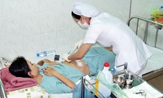 khám phụ khoa sau khi sinh