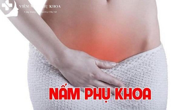 Viêm nấm âm đạo sau sinh
