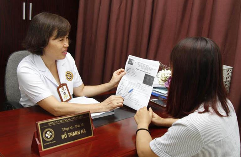 Rất nhiều chị em đã thoát khỏi viêm phụ khoa nhờ bác sĩ Đỗ Thanh Hà