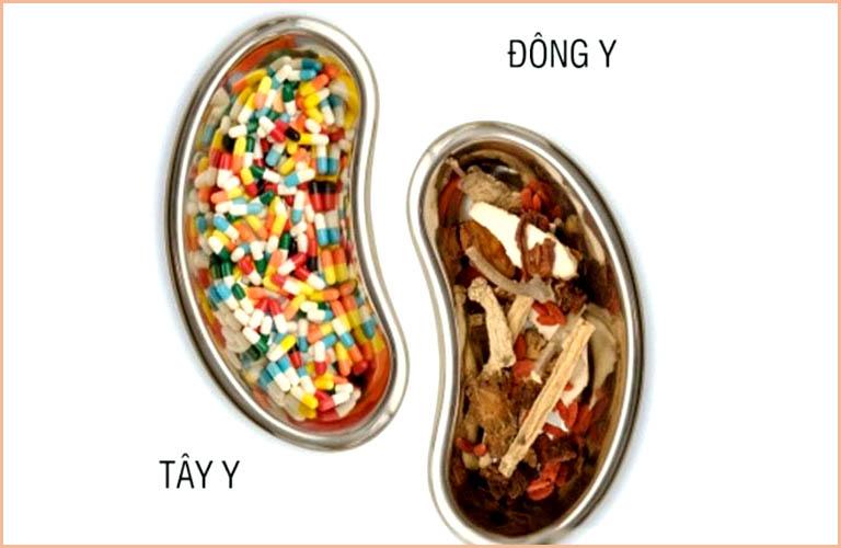 Thạc sĩ, bác sĩ Đỗ Thanh Hà sẵn sàng kết hợp thuốc thuốc tây trong chữa trị để mang lại hiệu quả tốt hơn