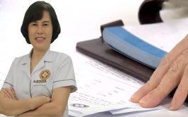 Tin tưởng lựa chọn điều trị cùng bác sĩ Thanh Hà đã giúp người phụ nữ gặp được kỳ tích