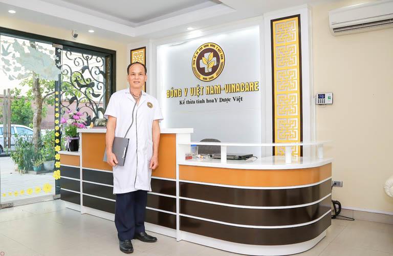 Bác sĩ Vi Văn Thái đánh giá cao về bài thuốc của bác sĩ Nguyễn Khương Thụy