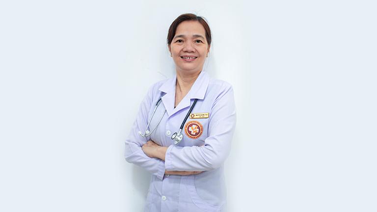 Chân dung Lương y Nguyễn Khương Thụy