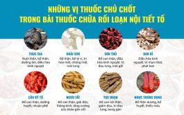 Các dược liệu quý trong bài thuốc của bác sĩ Đỗ Thanh Hà