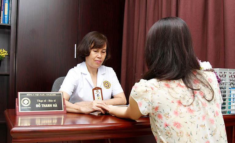 Bác sĩ Đỗ Thanh Hà đã hỗ trợ chữa trị thành công cho nhiều phụ nữ bị viêm âm đạo bằng Y học cổ truyền