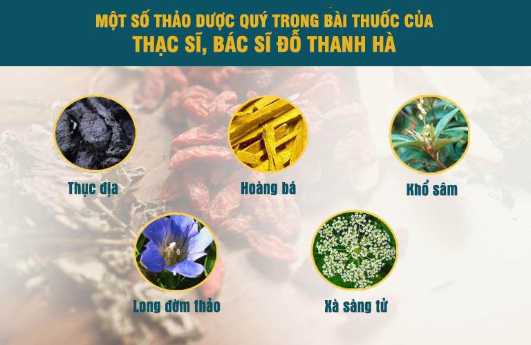 Một số vị thuốc quý trong bài thuốc vô sinh hiếm muộn của bác sĩ Đỗ Thanh Hà