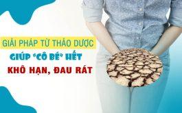 """Bài thuốc của bác sĩ Đỗ Thanh Hà giúp """"cô bé"""" hết khô rát"""